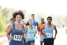New research found that working up a sweat may be just as effective as drugs at preventing repeat heart attacks. Go to Active.com to sign up for a 3-mile walk or run. Aim for one in August, as you'll need about 8 weeks to get ready. Try the training app Couch-to-5K ($1.99; iTunes).  - WomansDay.com