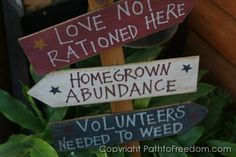So making this! So true! Garden Plaques, Garden Signs, Outdoor Spaces, Outdoor Living, Craft Projects, Craft Ideas, Potting Sheds, Garden Quotes, Urban Homesteading