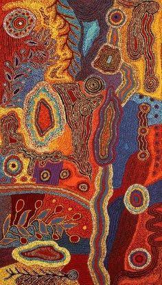 Buy a piece of Aboriginal art Aboriginal Painting, Aboriginal Artists, Aboriginal Patterns, Indigenous Australian Art, Indigenous Art, Afrique Art, Aboriginal Culture, Wow Art, Native Art