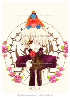 Pandora Hearts - Xerxes Break by on DeviantArt Pandora Bracelets, Pandora Jewelry, Pandora Charms, Cute Anime Boy, Anime Guys, Pandora Hearts Break, Xerxes Break, Vladimir Kush, Anohana