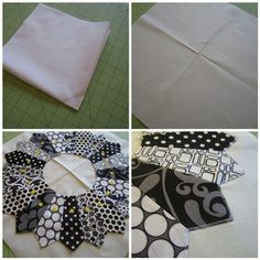 Dresden Plate Block Sew-Along | Sew Mama Sew | For when I get time to work on something other than Christmas present quilts, to finish the living room quilt.