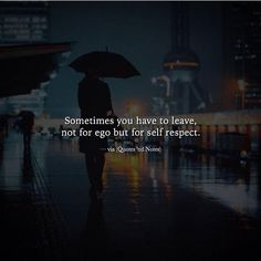 Sometimes you have to leave.. via (http://ift.tt/2mgHNOA)
