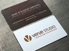 brown business cards - Google Search