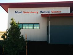#medicalsigns #officesigns #directionalsignage #doctorofficesignage #graphicdesign #installationservices #SignaramaColorado #Signs #colorado Exterior dimensional for Mead Veterinary Medical Center Stud Mounted