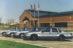 Richmond, MI police station
