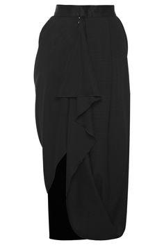 ELLERY Pollak Drape Skirt