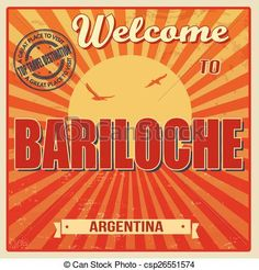 Bariloche Vintage Travel Posters - Buscar con Google