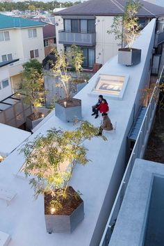 House K by Sou Fujimoto Architects. Photography © Iwan Baan. Click above to see larger image.