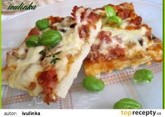 Bread Rolls, Prosciutto, Pizza, Quiche, Vegetables, Breakfast, Ethnic Recipes, Food, Breads