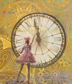 """""""Only Time Will Tell"""" (Susanna Townsend)"""