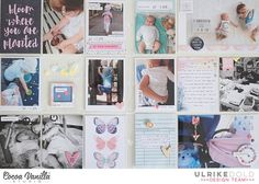 Project Life pages 9-2016   Wild at Heart   Ulrike Dold