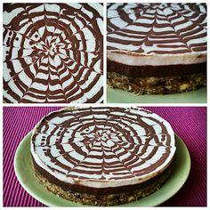 Konyhamesék: Csokis- narancsos- citromos torta (nyers vegán, pa...
