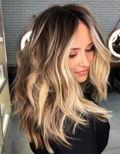 If you are looking to try the different shades and Fresh look on your hair to get the young look again then here this post is specially for those girls. That is the Modern ideas of Blonde Hair Color Style and Highlights for the medium to long hair. Must try it this unique look on your hair and get the inspirational look in the next occasion.