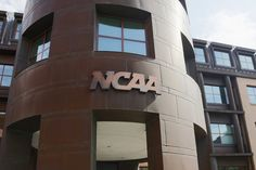 The NCAA's headquarters in Indianapolis.