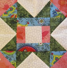 Quilt Block of the Month 2013 #20 free pattern on The Quilt Ladies at http://www.thequiltladies.com/2013/10/quilt-block-of-month-20.html
