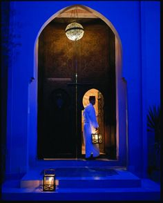 Morocco Blue. www.facebook.com/Morocco.Specialist. AsilahVentures