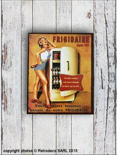 Plaque en bois vintage aux cupcakes pour cuisine vintage for Ambiance cuisine bruxelles