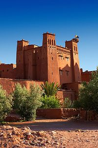 Photos of the enigmatic Ksar of Ait Ben Haddou , Morocco by Paul Williams to download on line