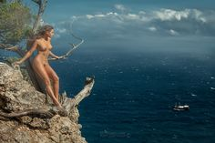 """Siren"" Crimea, 2013.  ph: Alex Zhernosek (https://vk.com/ffmstudiocom) md: Lee Tatar (https://vk.com/lee_tattar)  From my photo tour in Crimea in 2013."