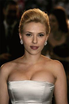 Scarlett Johansson GIF - ScarlettJohansson - Discover & Share GIFs