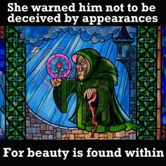 I want the stain glass story in my future home.