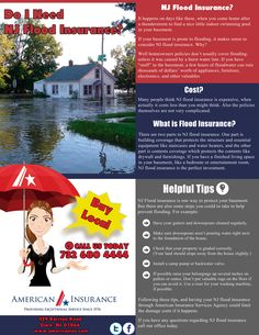 If your basement is prone to flooding, it makes sense to consider NJ flood insurance. Why?