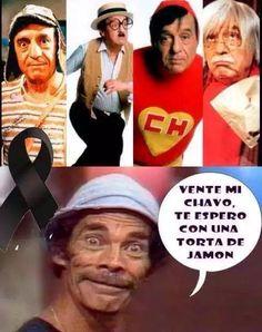 Vente mi Chavito!!!!