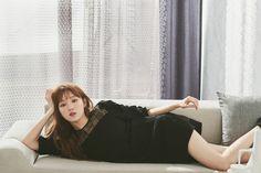 Lee Sung Kyung Photoshoot, Weightlifting Fairy Kim Bok Joo, Korean Actors, Kdrama, Crushes, Actresses, Eye Makeup, Beautiful, Beauty