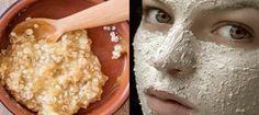 Elimina las manchas de la piel y aclarala en 7 días con avena y limón La piel del rostro puede mancharse con el paso del tiempo, son varios los factores
