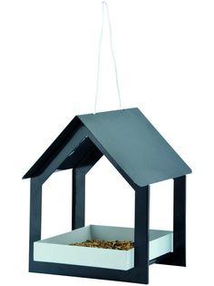 SUPPORTO DISPENSER Mangime Uccelli Outdoor casetta da giardino balcone Natura mangime casa