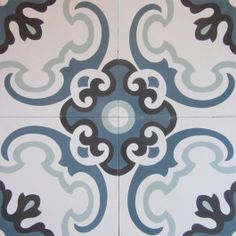 The popular Terrazzo Polished Cement Tile Prague is responsibly sourced from Karoistanbul. Clay Imports stocks this handmade concrete tile in Austin, Texas. Polished Cement, Encaustic Tile, Concrete Tiles, Big Houses, Terrazzo, Prague, Home Projects, Sweet Home, Victorian