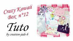 Crazy Kawaii Box n°12 - Nekoland, Un monde de chats ! Kawaii, Kawaii Cute
