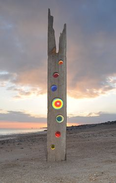 Louise V Durham / Stained Glass Sculptures / Radiance