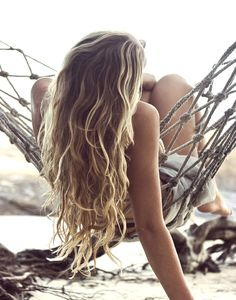 love the beach hair look...i sport this most the time...mainly due to laziness, not gonna lie. how to get it? if you have thick, coarse hair like me, you should be able to throw a little bit of gel in wet or dampened hair and be good to go.