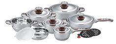 Pureware 16 piece cookware set giveaway from Weelicious#WeeliciousGiveaways