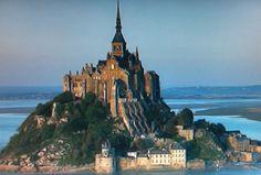 Mount St Michel -France
