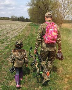 The best memories have nothing to do with trophies on the wall... #BoneCollector #Family #Memories #archeryhunting
