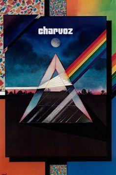 Milton Glaser  Charvoz, Prism, 1984