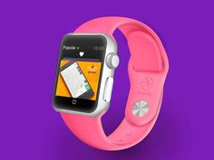 Our new app for Apple Watch