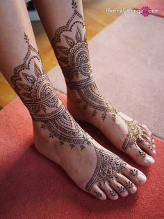 @ henna lounge henna tattoo foot, henna ink, henna body art, foot t Henna Tattoo Foot, Henna Ink, Henna Body Art, Henna Feet, Henna Hands, Mandala Tattoo, Toe Ring Tattoos, Hd Tattoos, Baby Tattoos