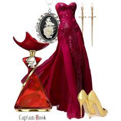 Peter Pan - Captain Hook - formal gown