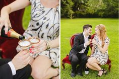 Mrs. Vintage Blog // Greer G Photography // Styling Tying The Knot