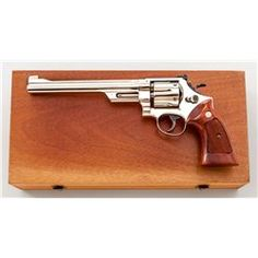 Smith & Wesson Model 27-2 Double Action Revolver