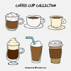 coffee cup Discover thousands of free-copyright vectors on Freepik