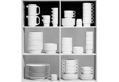 Ceramic design in The Ulm Model