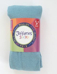 Clothing, Shoes & Accessories Nice Pima Cotton Capri Footless Tights Jefferies Socks Breeze Size 2-4 & 4-6y Clearance Price