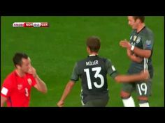 Germany - Czech Republic 3-0 Goals & Highlights 08/10/2016 - YouTube