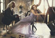 Emma Watson - Italian Vogue (2008)