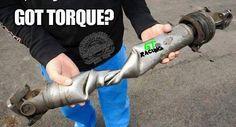 Needs more torque i think...