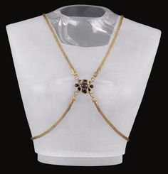 The Hoxne Hoard : Body Chain Jewelry - The Beading Gem's Journal